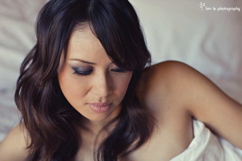 boudoir by kim le photography