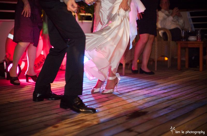 Kim & Adam Caribbean wedding by kim le photography