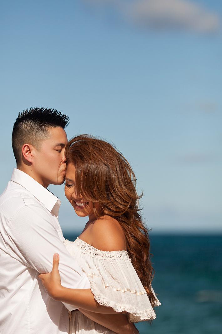 Los Angeles wedding photography, Hawaii wedding photography, destination wedding photography, Hawaii engagement photography, Kim Le Photography, Oahu wedding photography