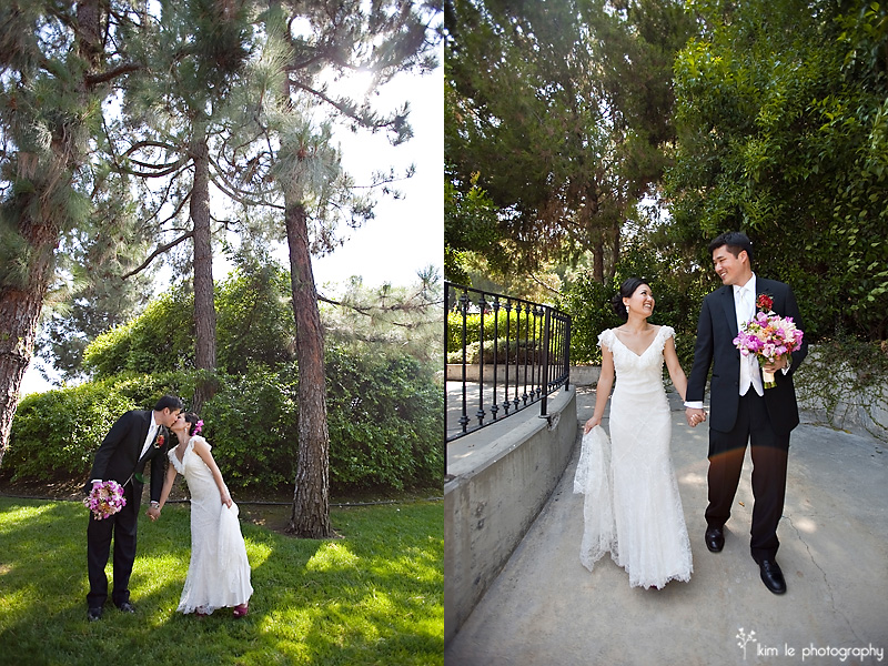ching & james wedding by kim le photography