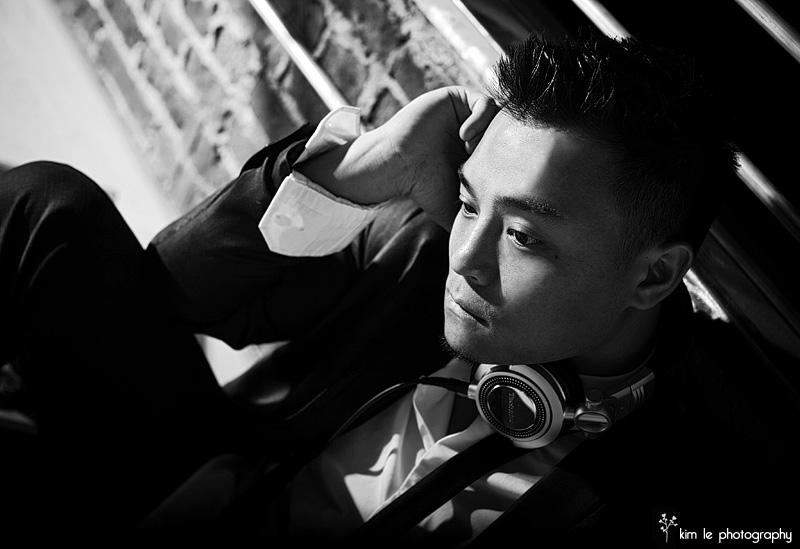 DJ Z by kim le photography
