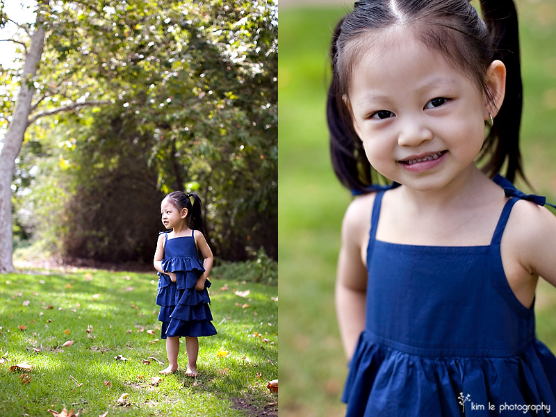 emmy children portraits by kim le photography