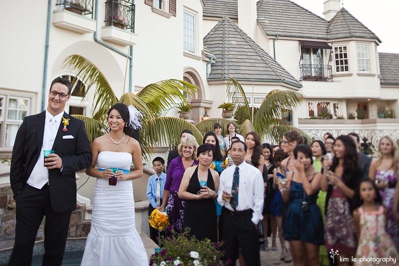 orange county san juan capistrano wedding by kim le photography