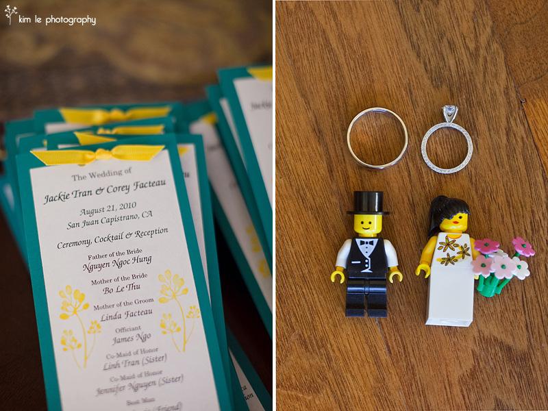 jackie + corey: san juan capistrano wedding