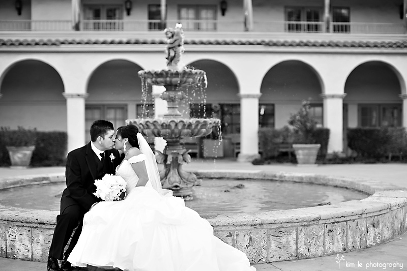 orange county summit house california wedding by kim le photography