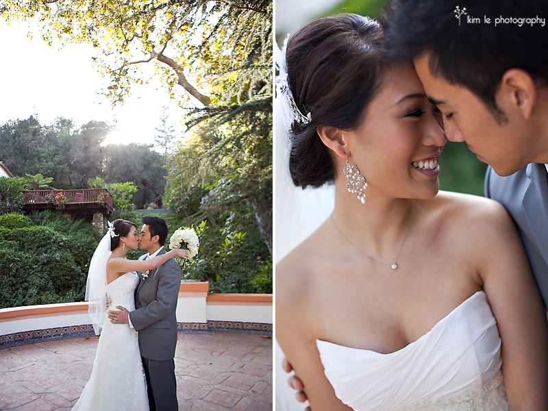 jennifer& charlie rancho las lomas wedding by kim le photography