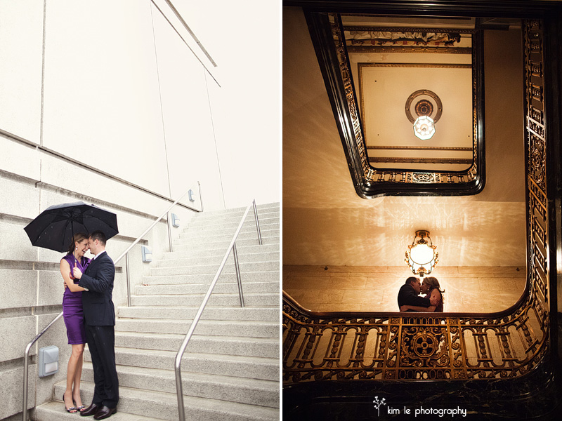 jennifer + dan: san francisco destination engagement