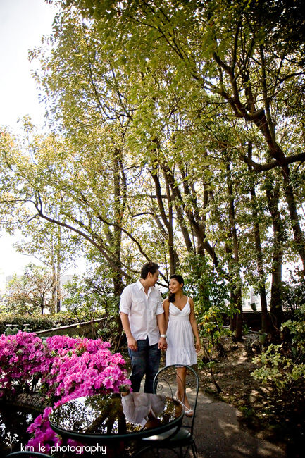 jenna & steven engagement