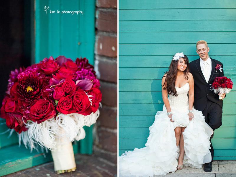 katie + shaun: bridal portrait session