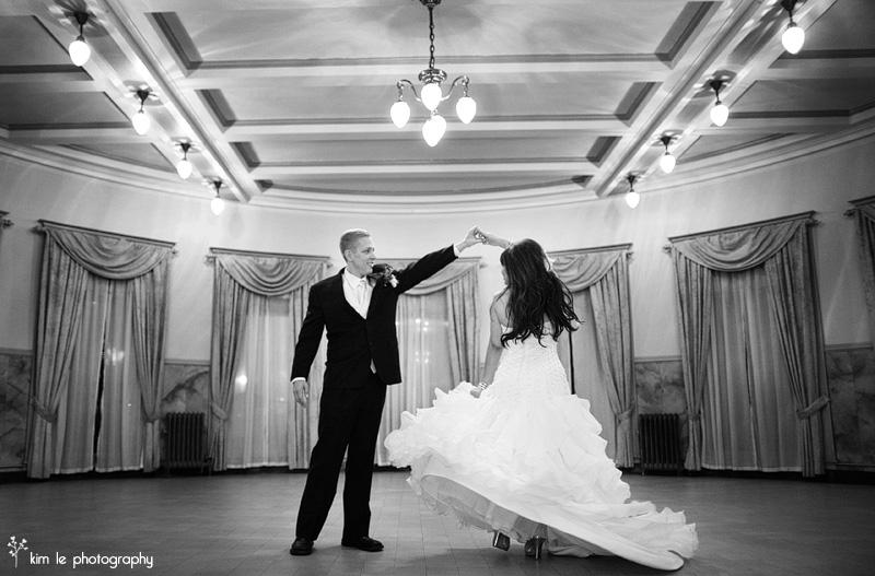 bridal portrait wedding photography california by kim le photography