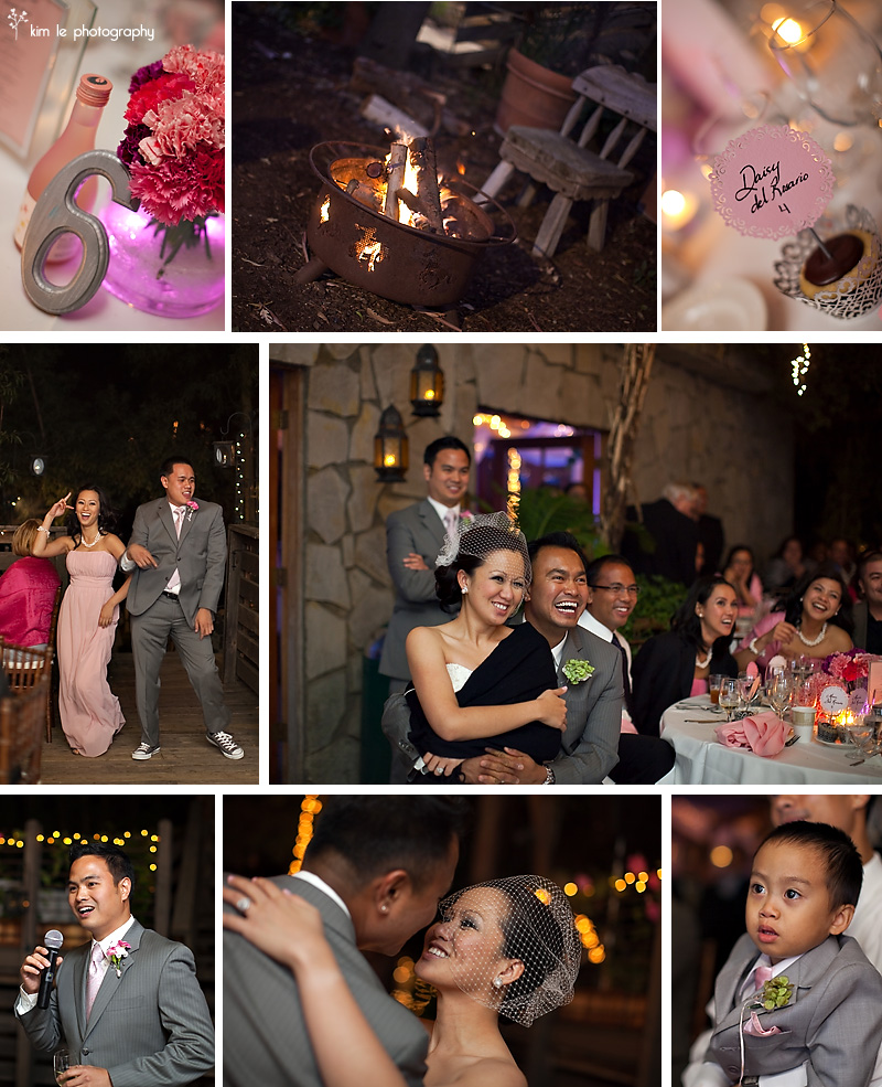katrina& ryan calamigos ranch wedding by kim le photography