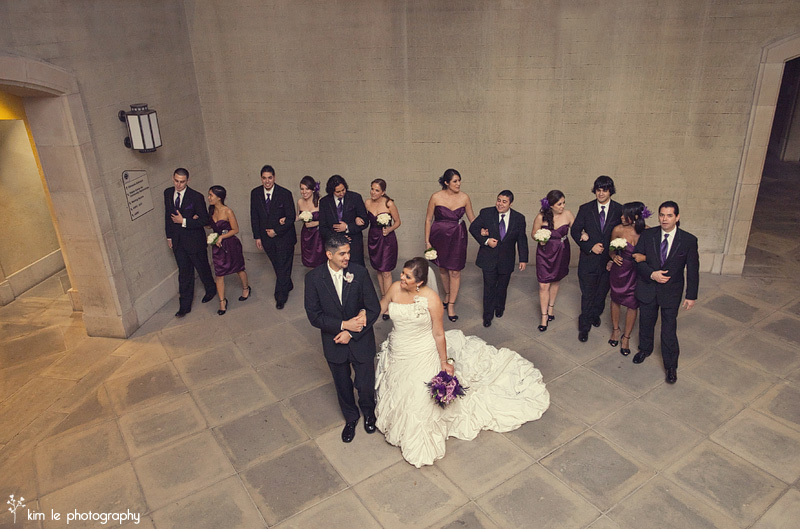 claremont wedding by kim le photography