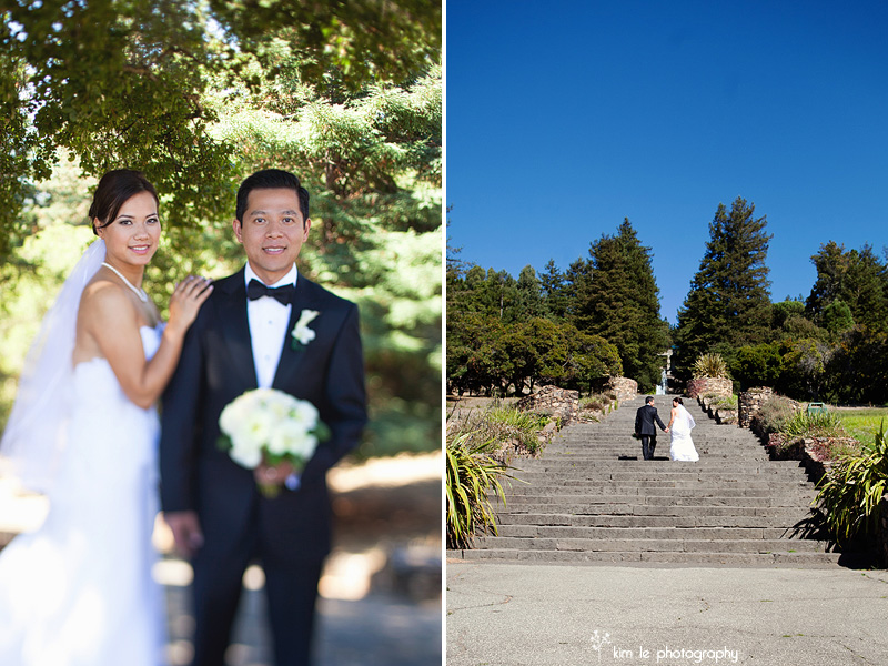 northern california destination wedding by kim le photography