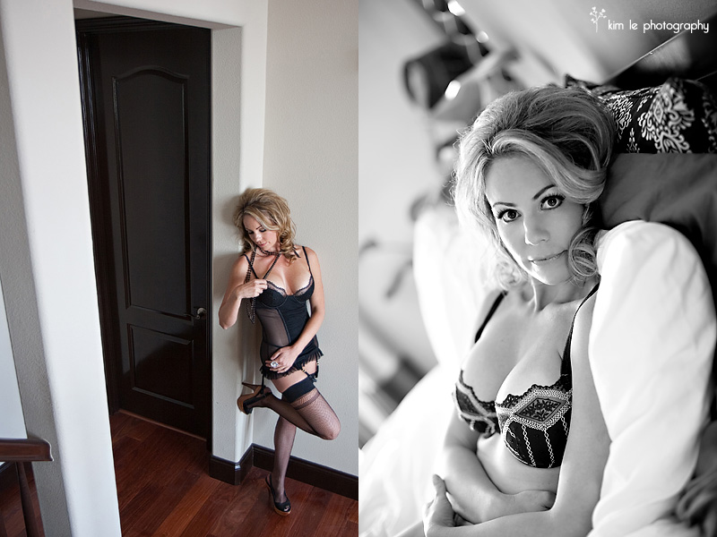 boudoir by kim le photography