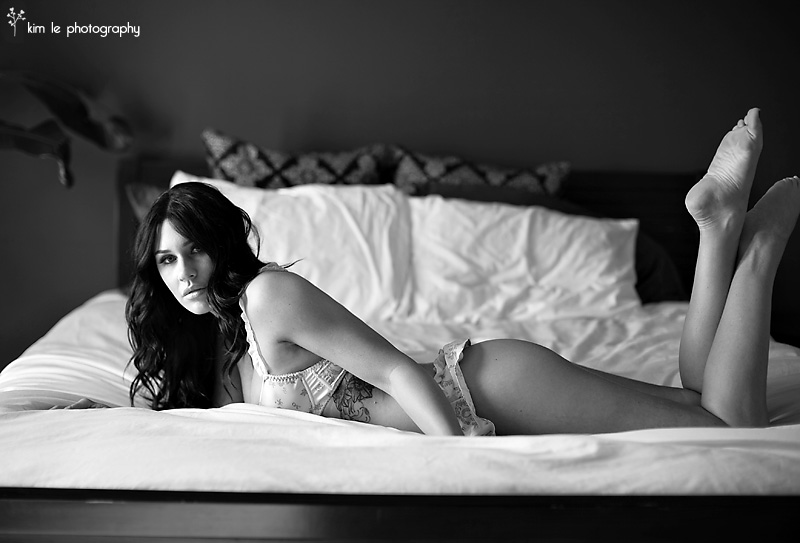 miss foxy: boudoir