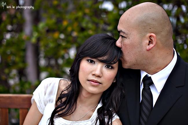 michelle & tony engagement