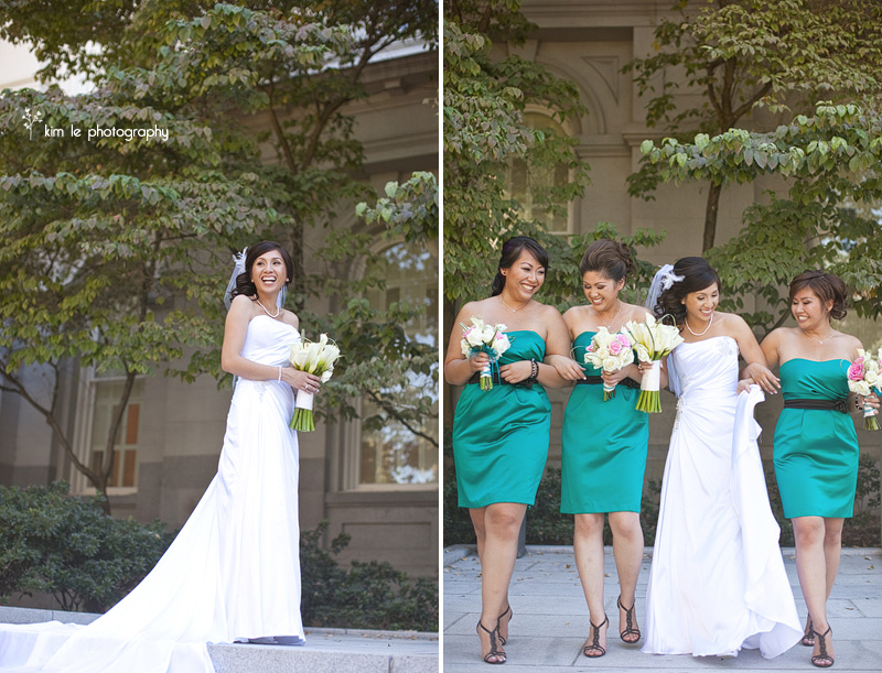 sacramento wedding by kim le photography