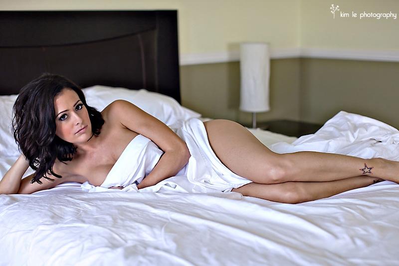 tracey boudoir