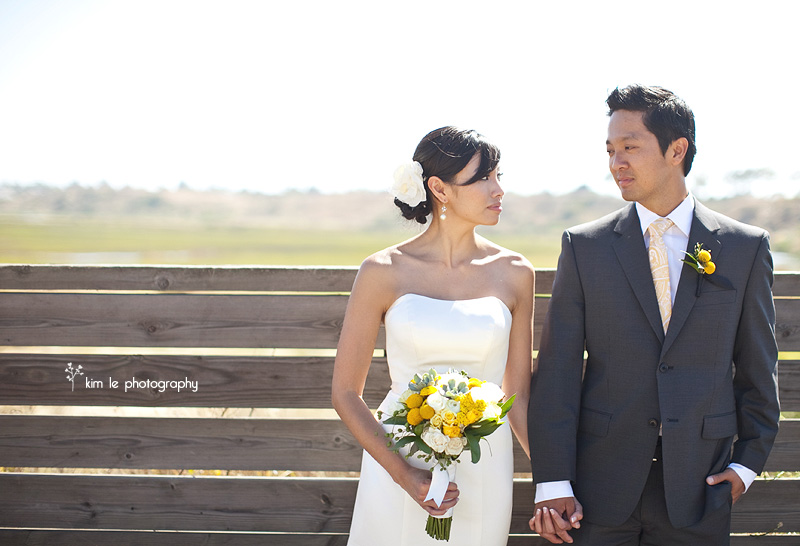 orange county wedding by kim le photography