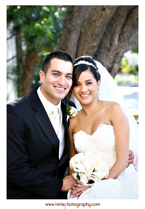vanessa and tony wedding