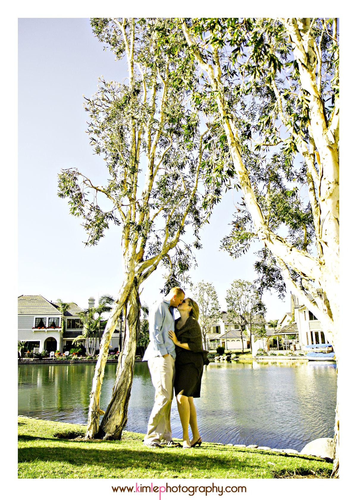 ww engagement shoot in yorba linda